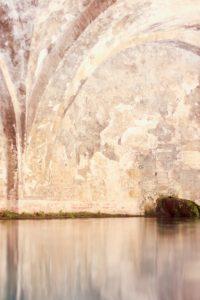 SamiM Adventure study abroad in Siena the fontebranda in the oca contrada