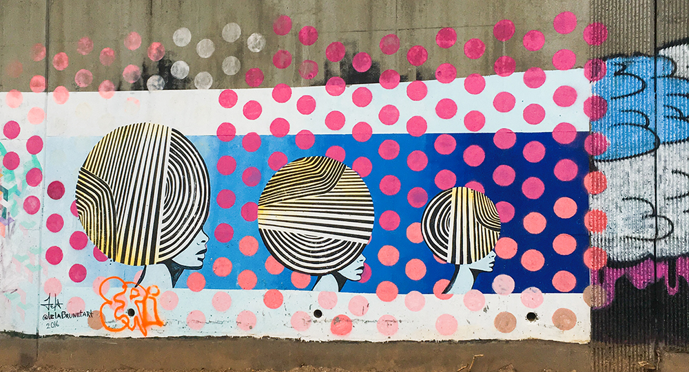 SamiM Adventures Cabbagetown Atlanta Mural #ATLMuralMarch