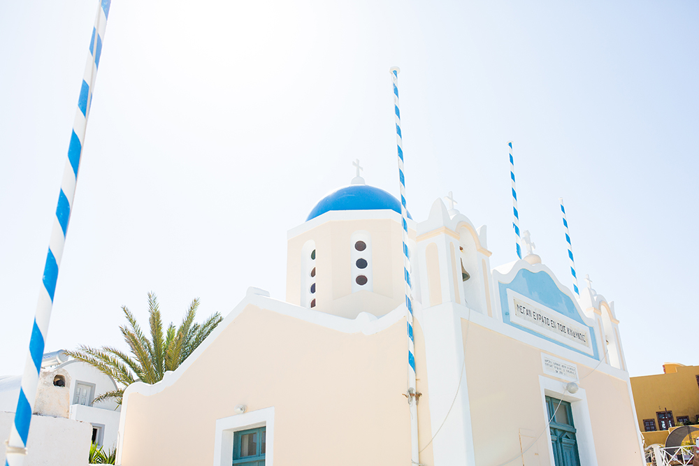 How to spend a Spring Day on the island of Santorini, Greece