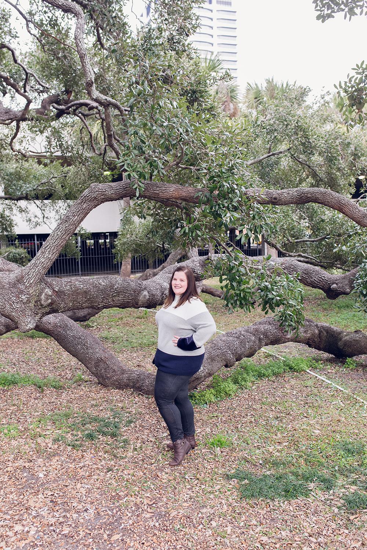 Cool spots for photos in Jacksonville | The Treaty Oak