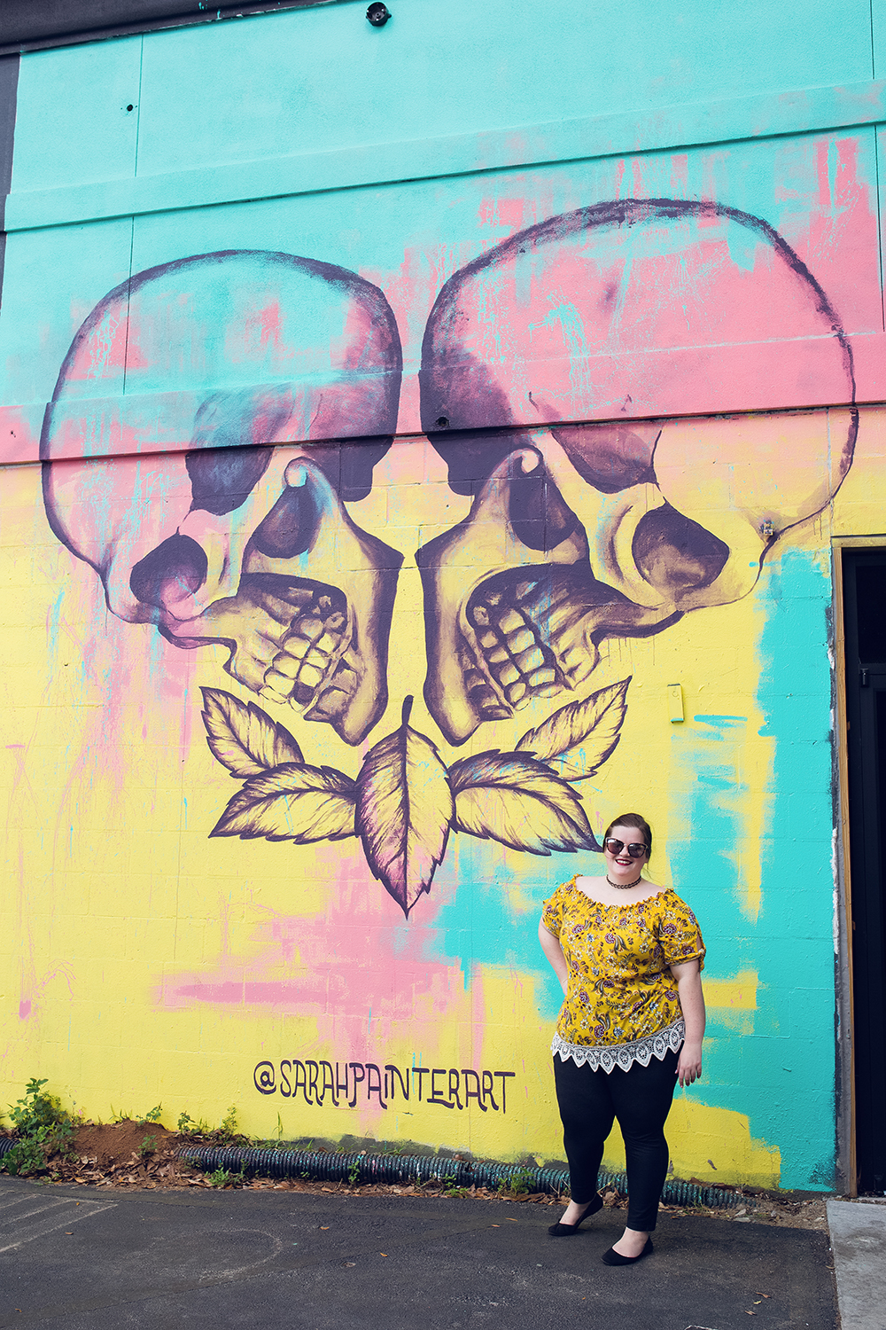 Where to find the BEST Tallahassee street art!