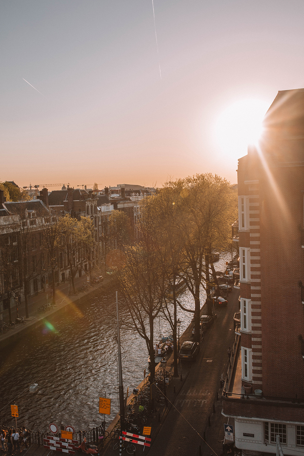 A luxurious stay in Amsterdam at the Banks Mansion